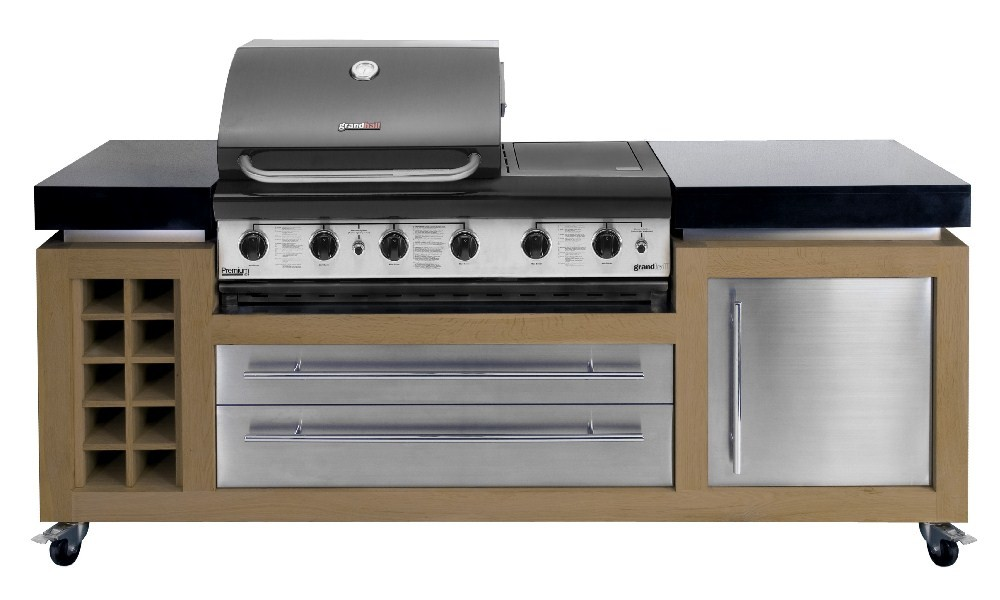 outdoor kitchen units photo - 2