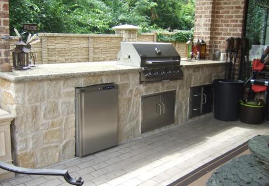 Outdoor Kitchen Units Hawk Haven