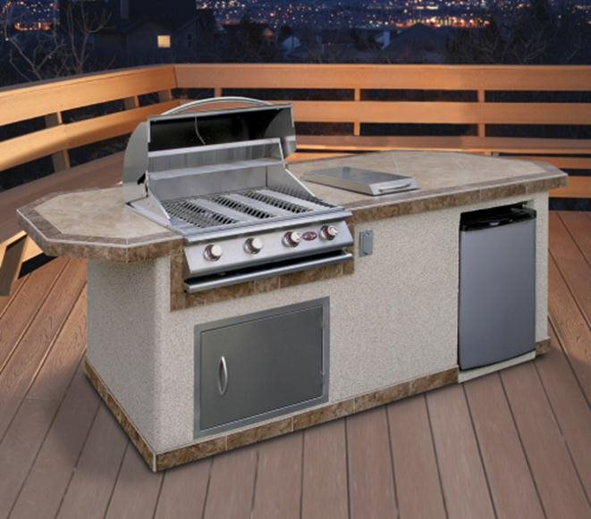 outdoor kitchen units photo - 5