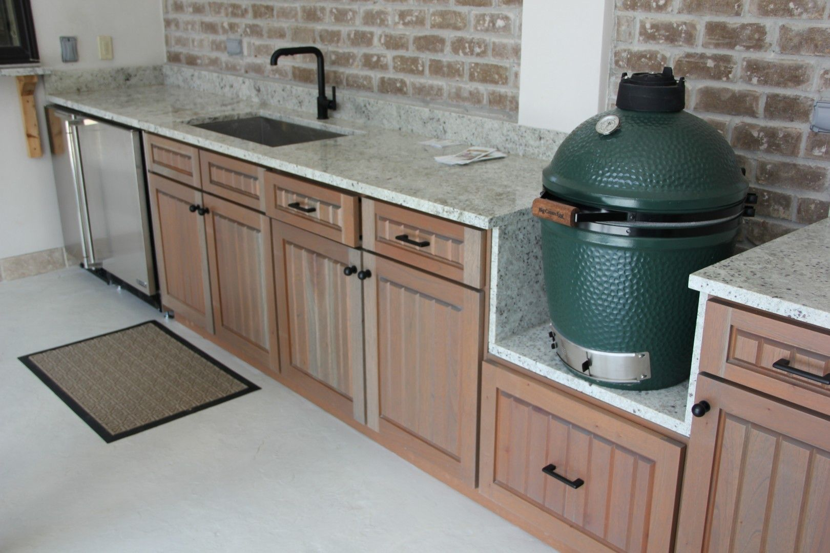 outdoor kitchen units photo - 6