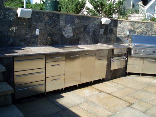 outdoor kitchen units photo - 7