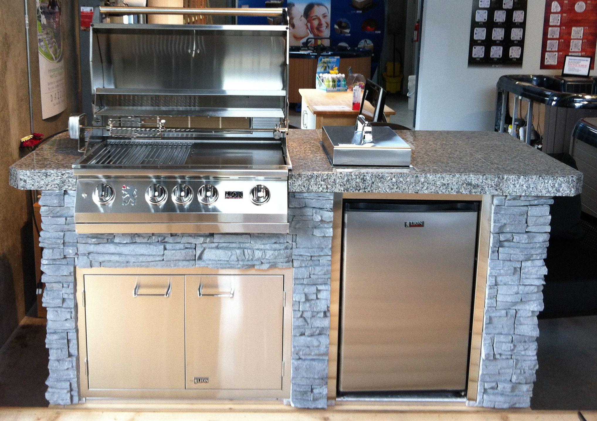 outdoor kitchen units photo - 8