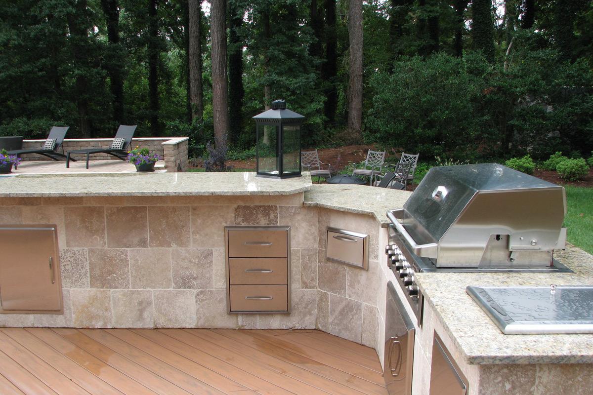 outdoor kitchen virginia beach photo - 1