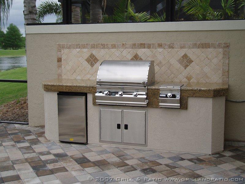 outdoor kitchen virginia beach photo - 6