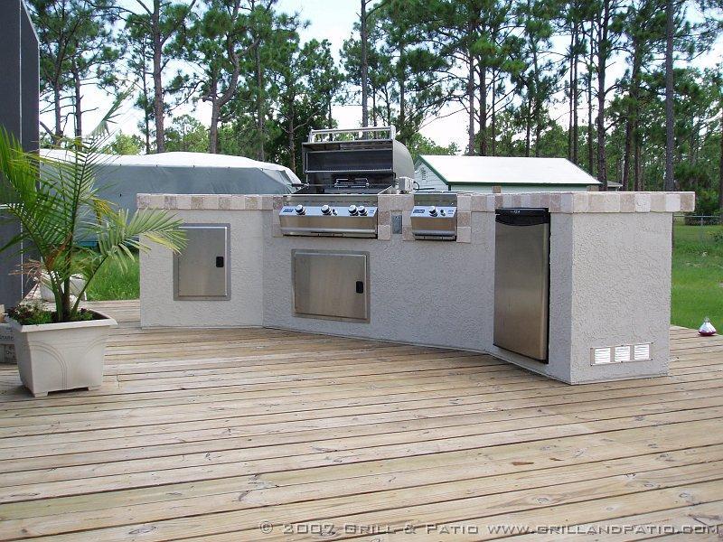 outdoor kitchen virginia beach photo - 8