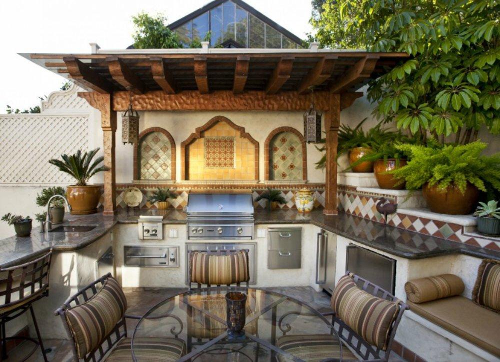 outdoor kitchen world photo - 1