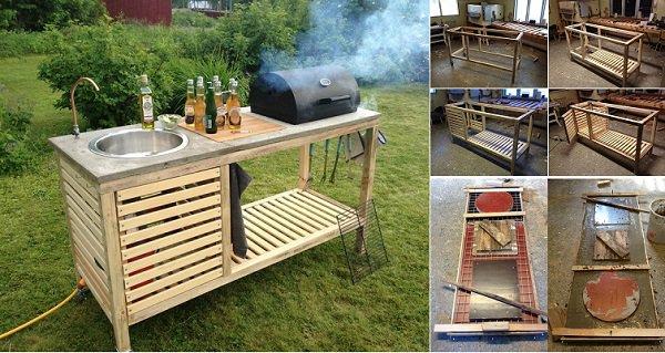 outdoor kitchen world photo - 3