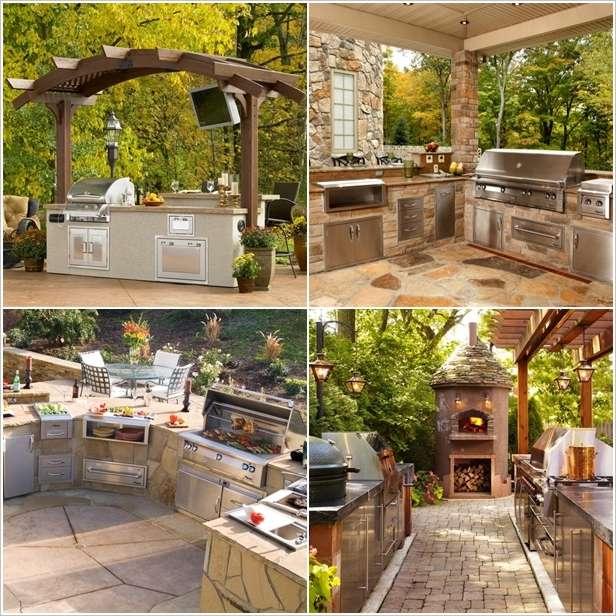 outdoor kitchen world photo - 4
