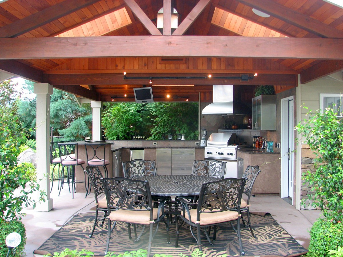 outdoor kitchen world photo - 5