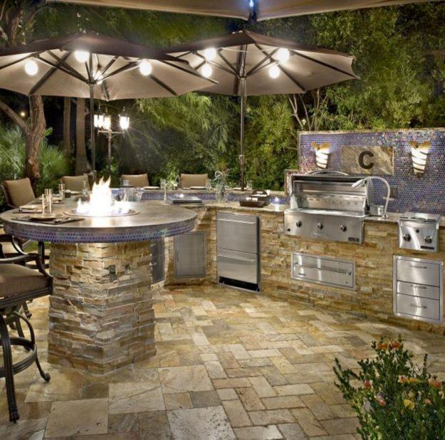 outdoor kitchen world photo - 6