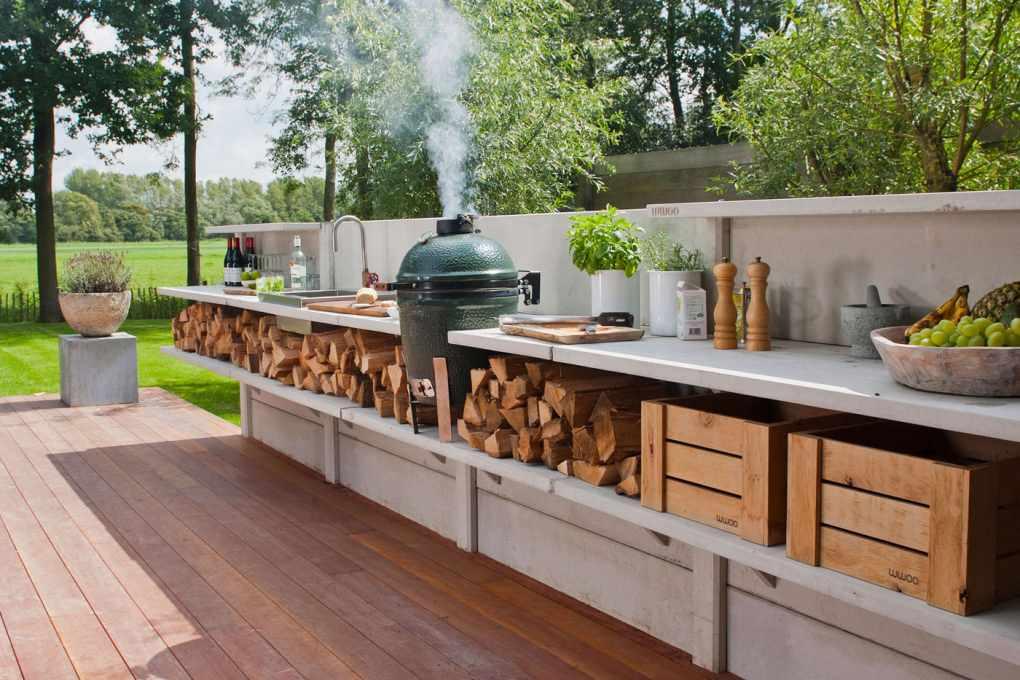 outdoor kitchen world photo - 9