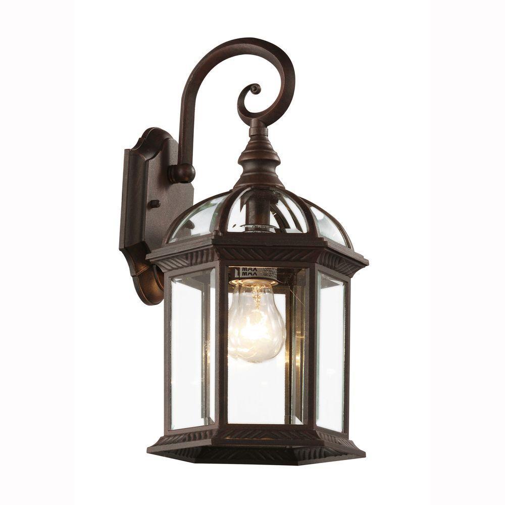 outdoor lighting wall mount lantern photo - 10
