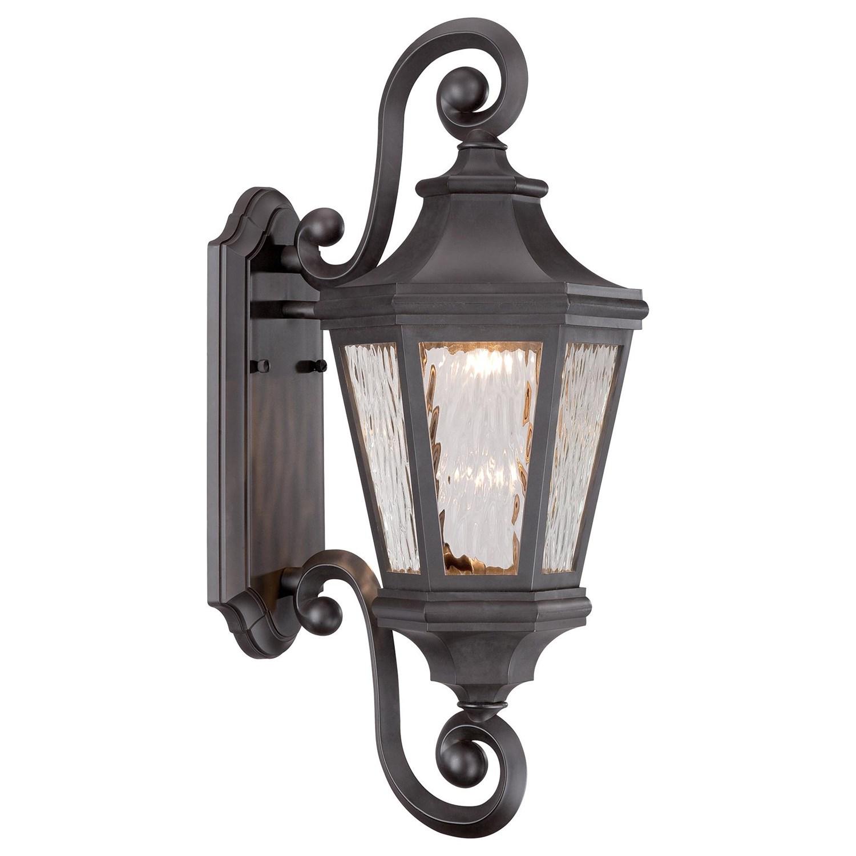 outdoor lighting wall mount lantern photo - 6