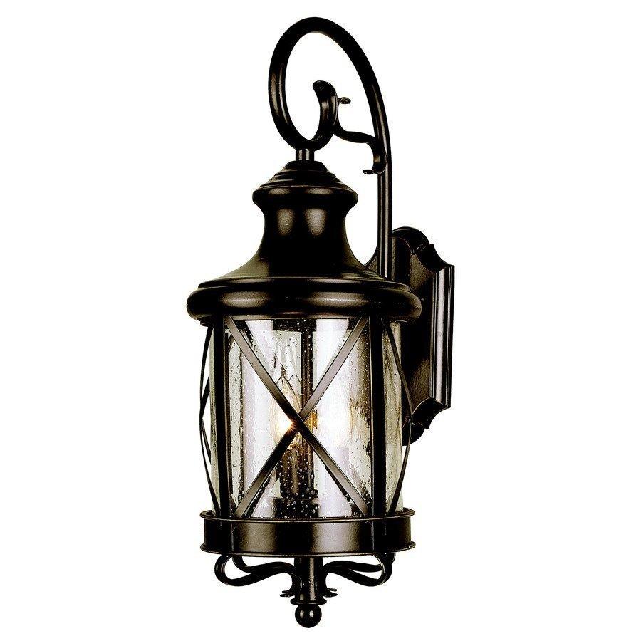 outdoor lighting wall mount lantern photo - 7