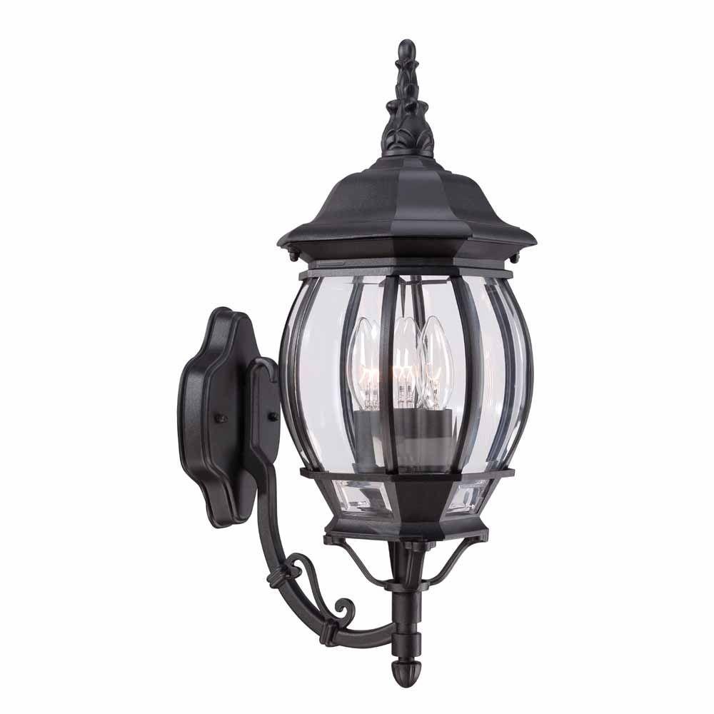 outdoor lighting wall mount lantern photo - 9