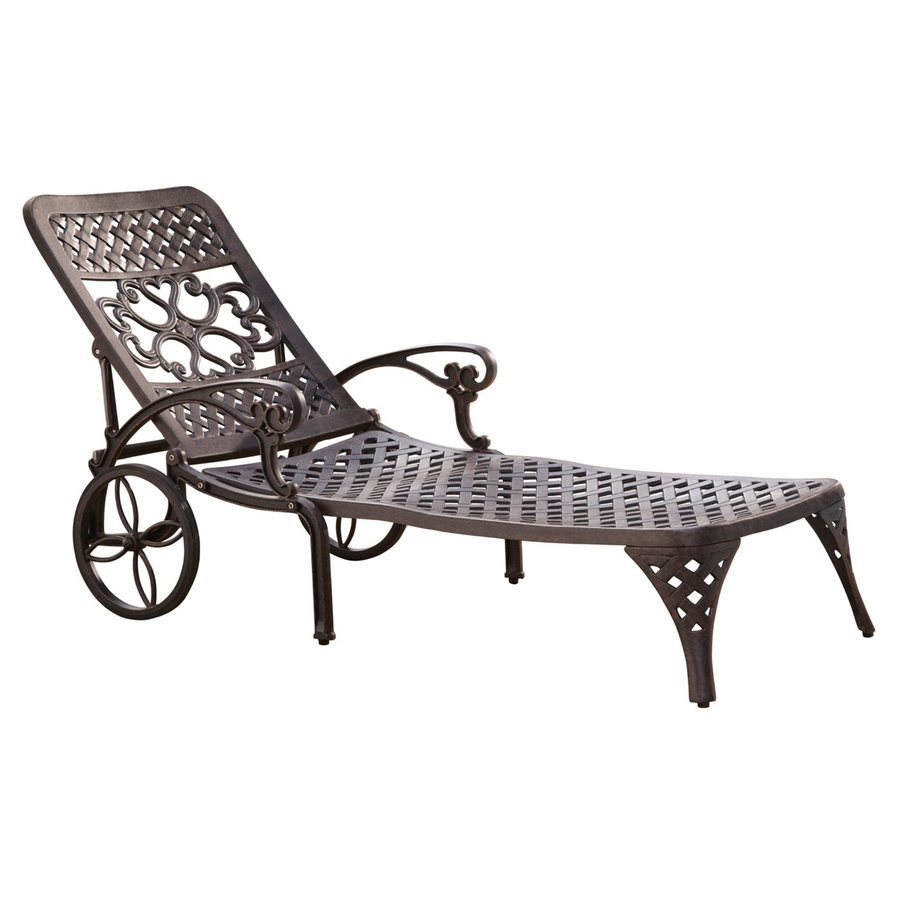 outdoor lounge chairs aluminum photo - 10