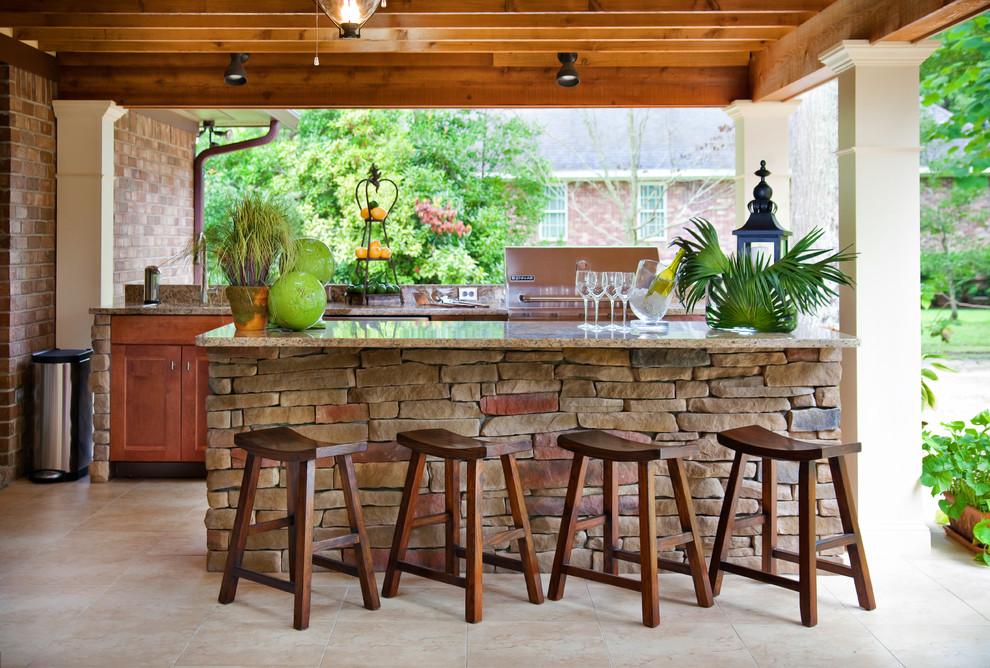 Outdoor Patio Bar Designs Photo   1