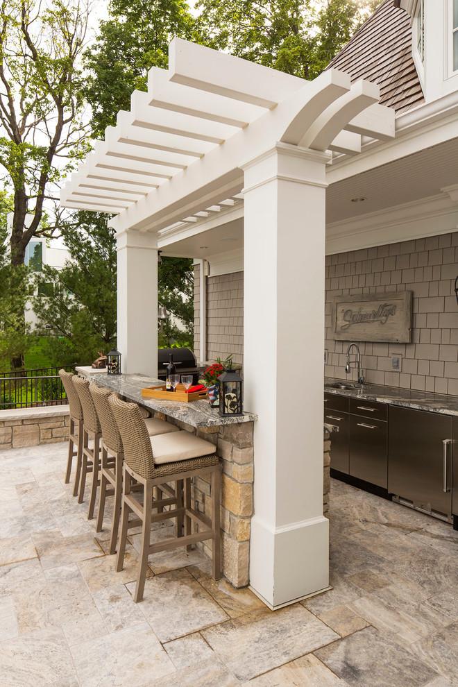 Outdoor Patio Bar Designs Photo   7