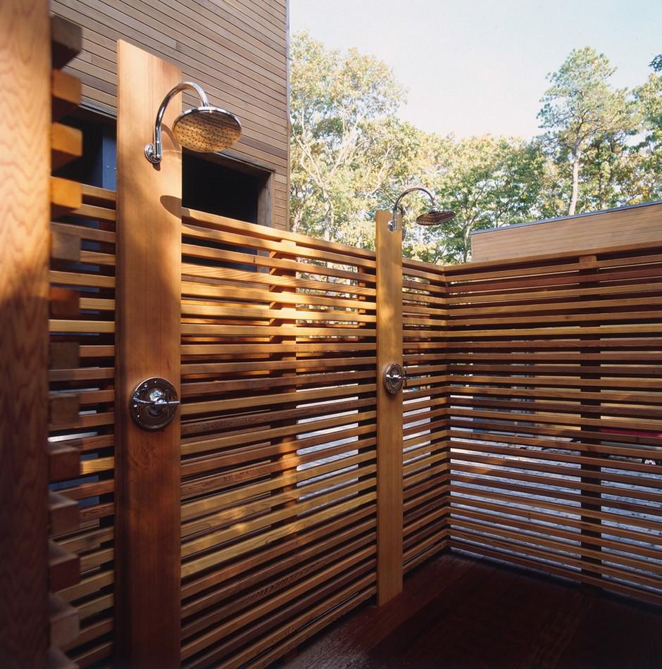 outdoor shower deck photo - 8