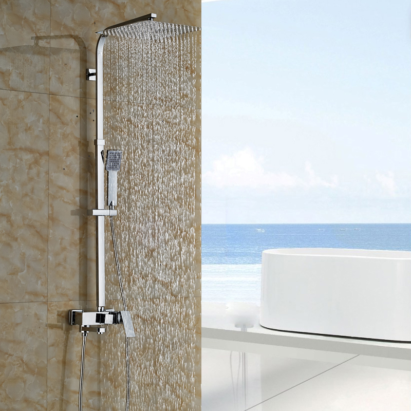 outdoor shower faucets photo - 6