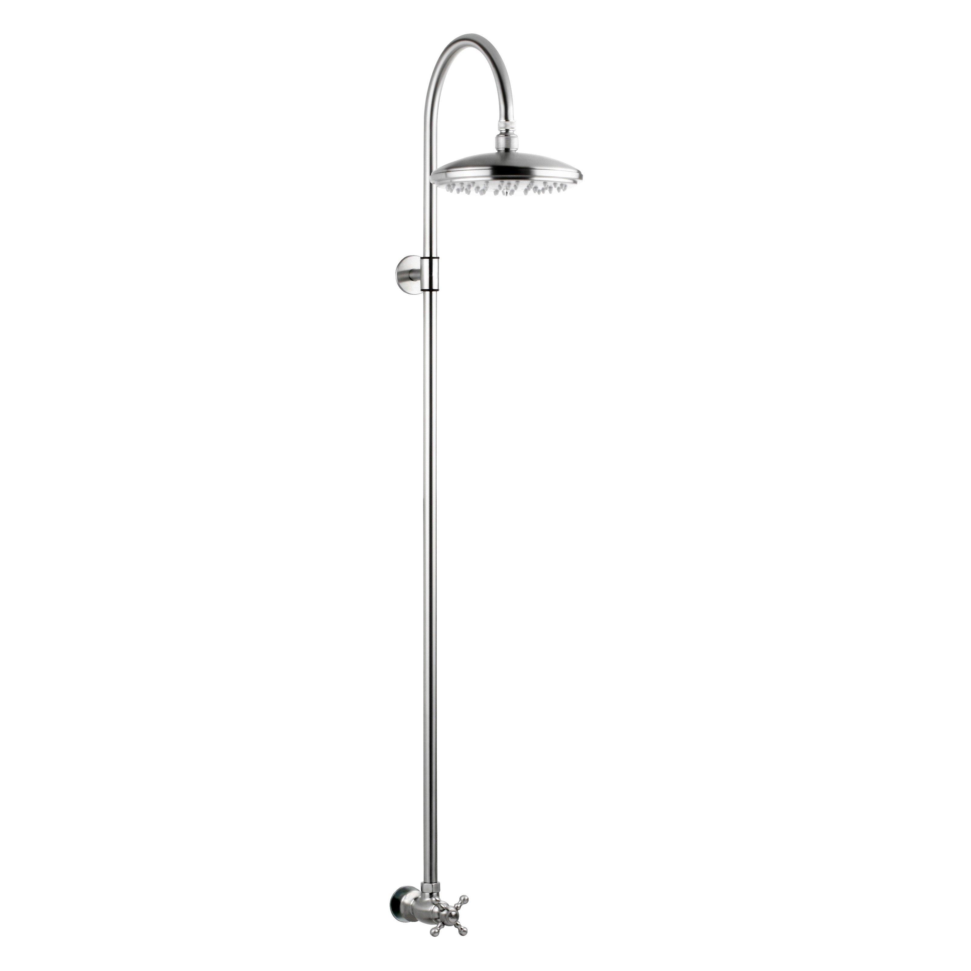 outdoor shower fixtures photo - 4