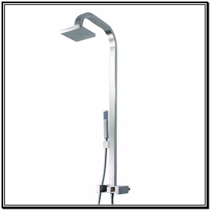 outdoor shower fixtures photo - 6