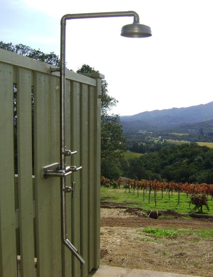 outdoor shower fixtures photo - 7