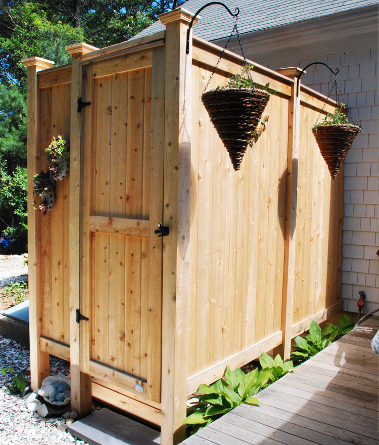 outdoor shower kit photo - 4