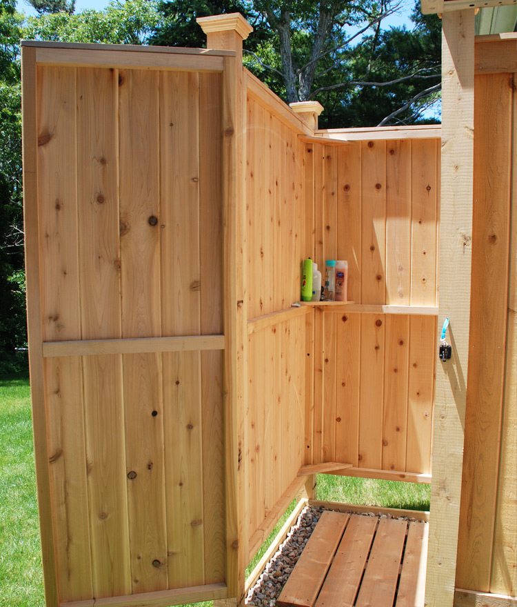 outdoor shower kit photo - 5