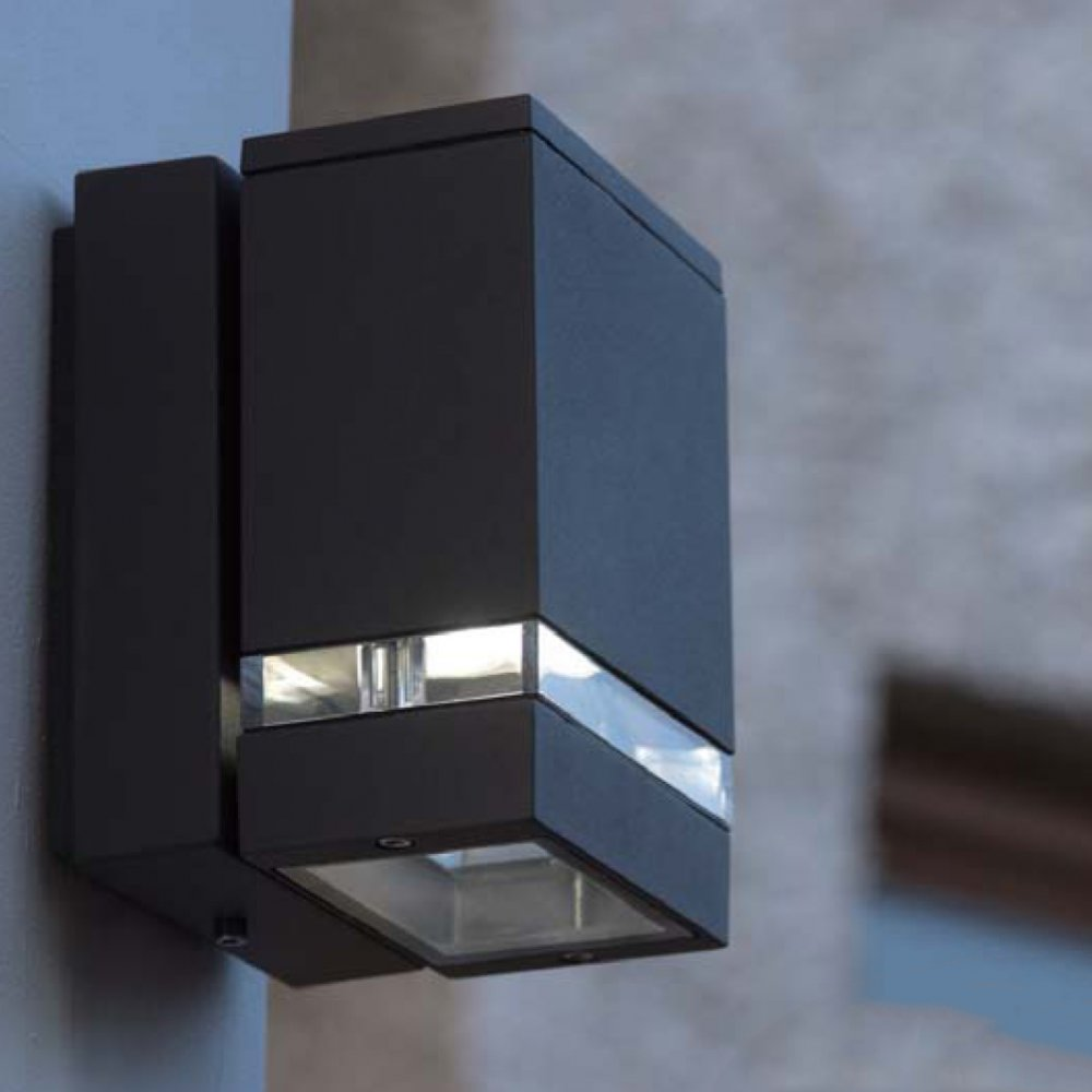 outdoor wall led light fixtures photo - 8