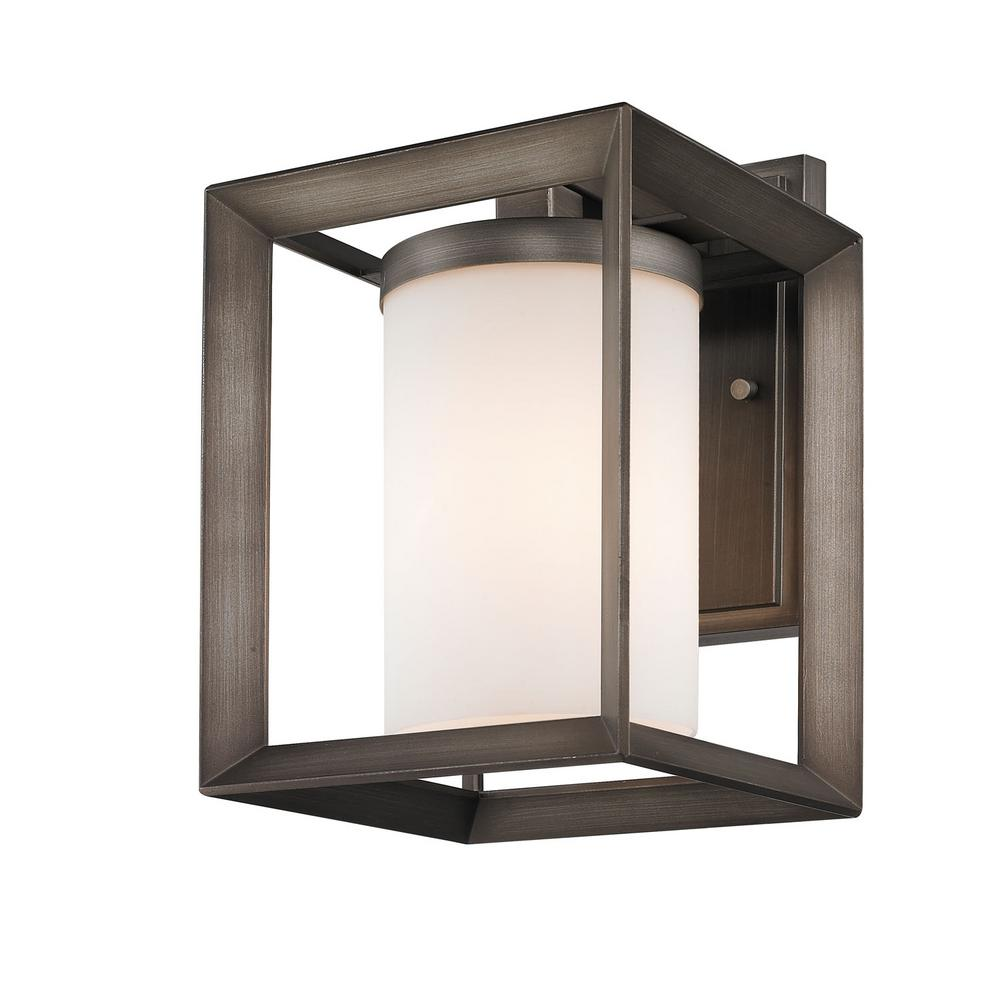 outdoor wall lighting 2 pack photo - 9