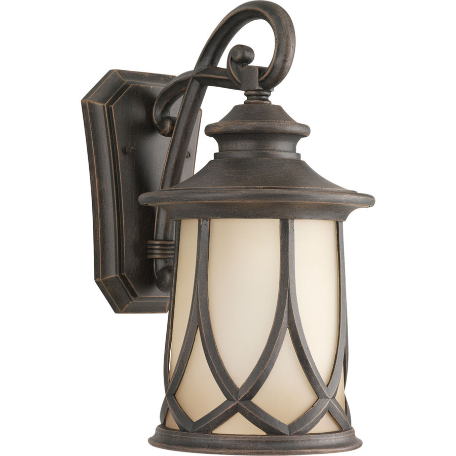 outdoor wall lighting copper photo - 6