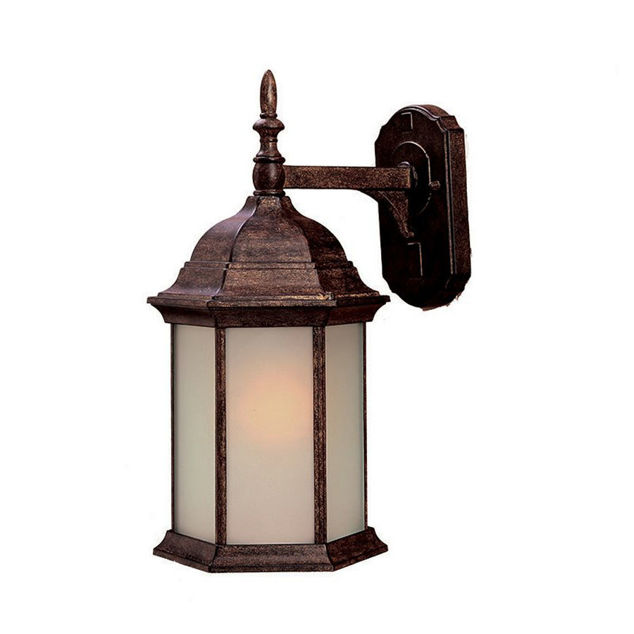 outdoor wall lighting craftsman photo - 3