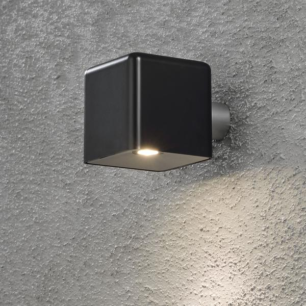 outdoor wall lights low voltage photo - 7