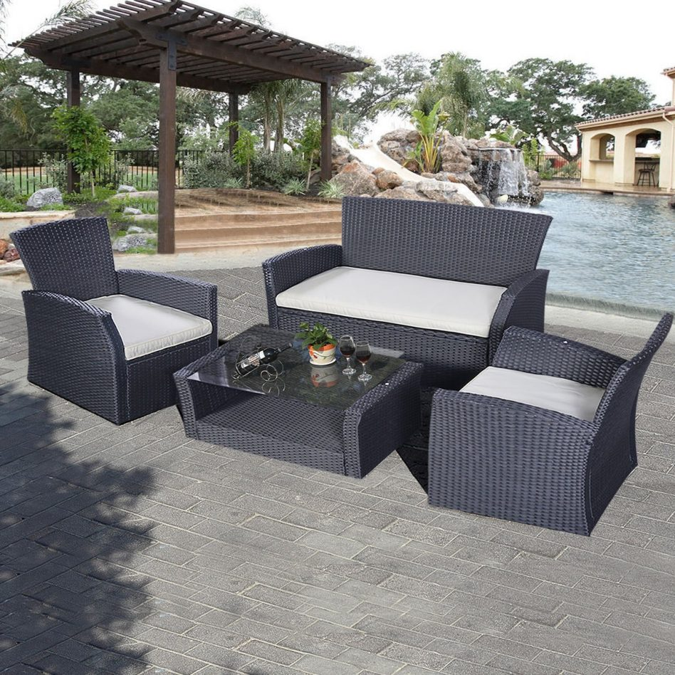 outdoor wicker furniture photo - 10