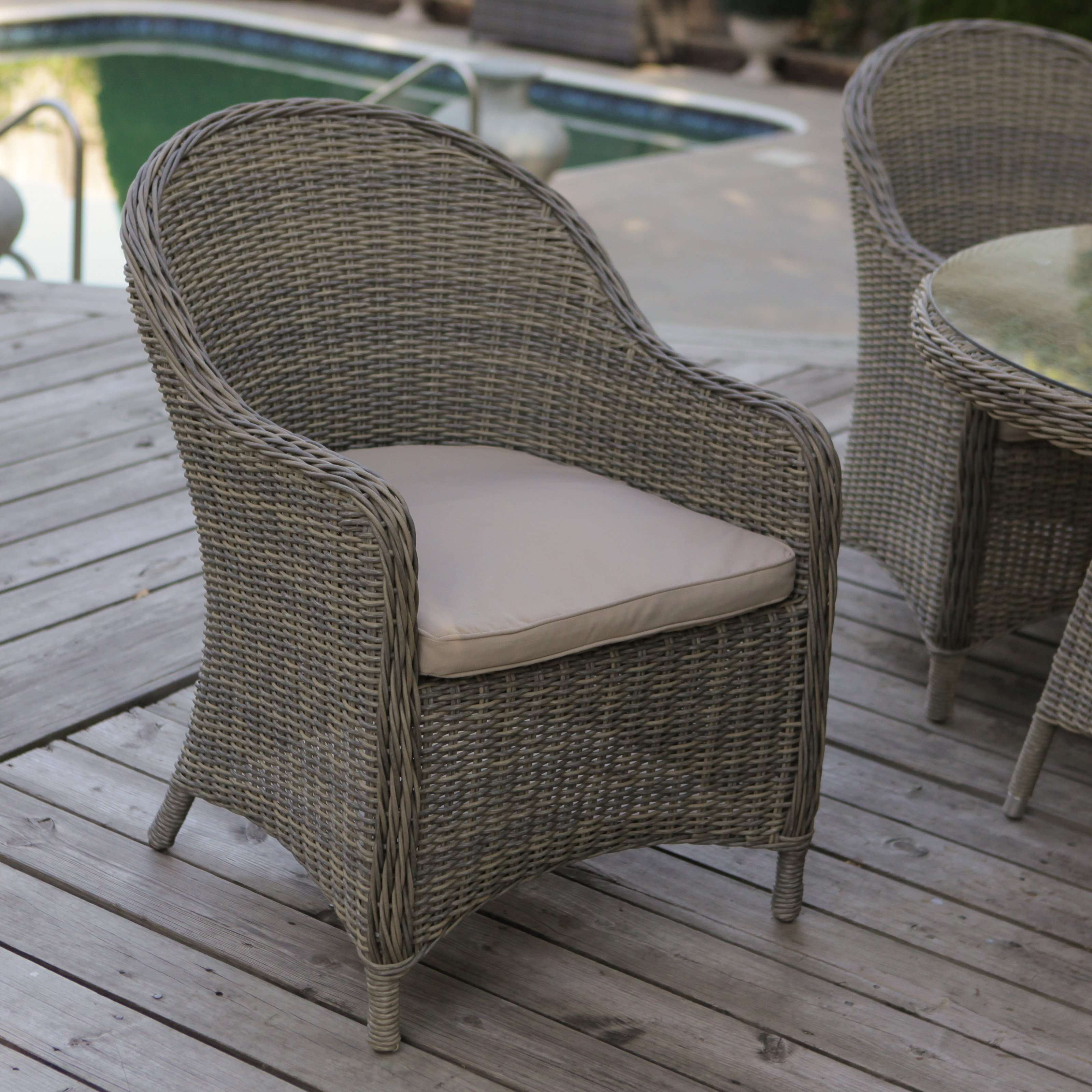 outdoor wicker furniture for children photo - 1