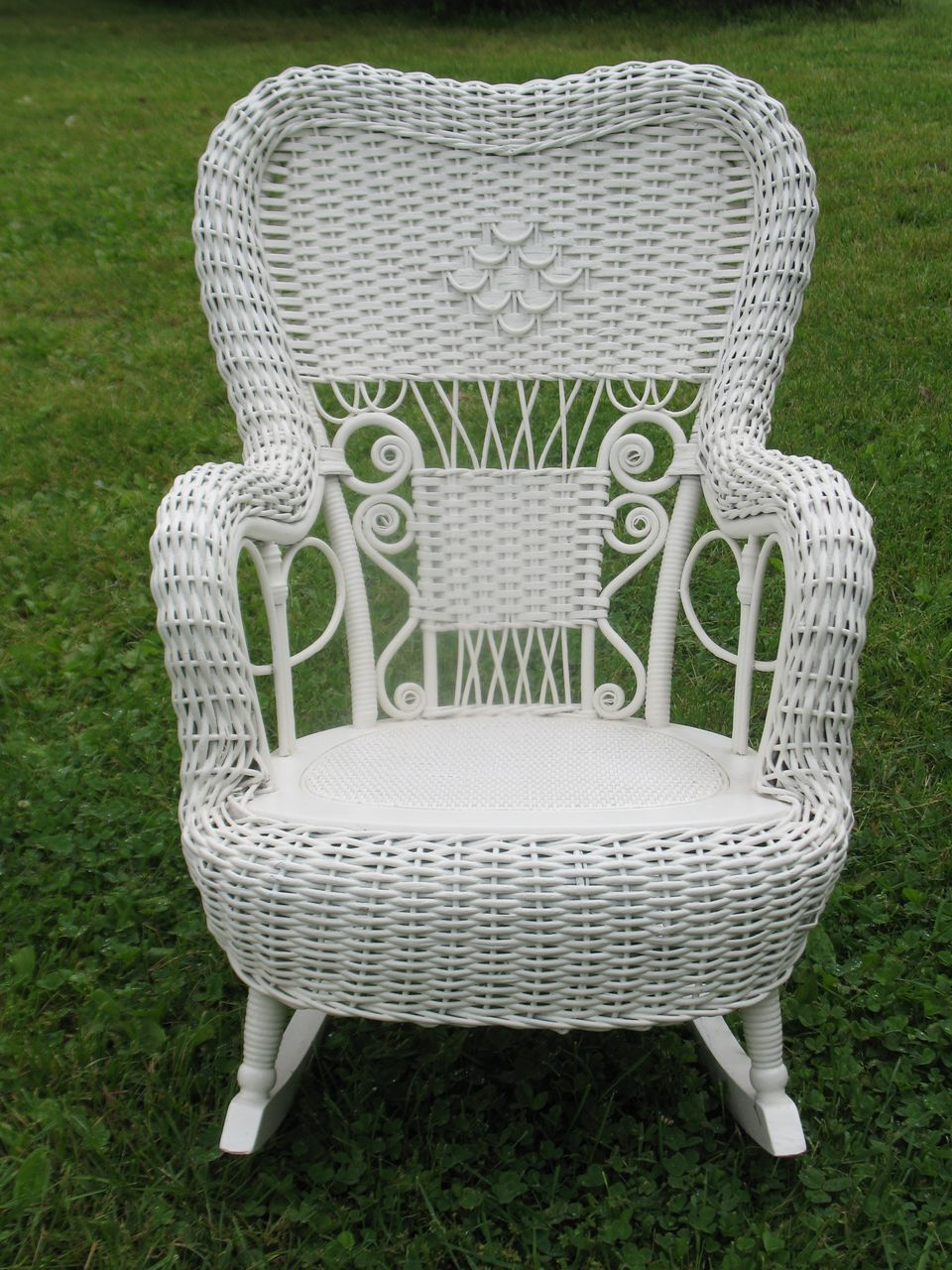 outdoor wicker furniture for children photo - 5
