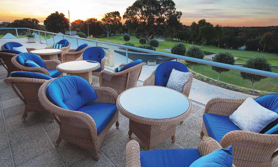 outdoor wicker furniture gold coast photo - 1