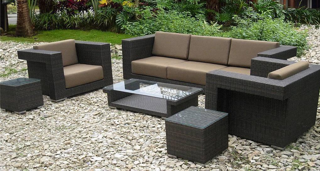 outdoor wicker furniture gold coast photo - 8