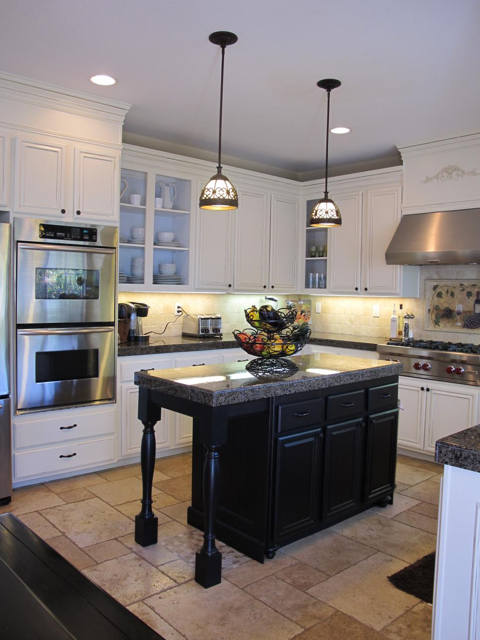 painted kitchen cabinet ideas white photo - 1