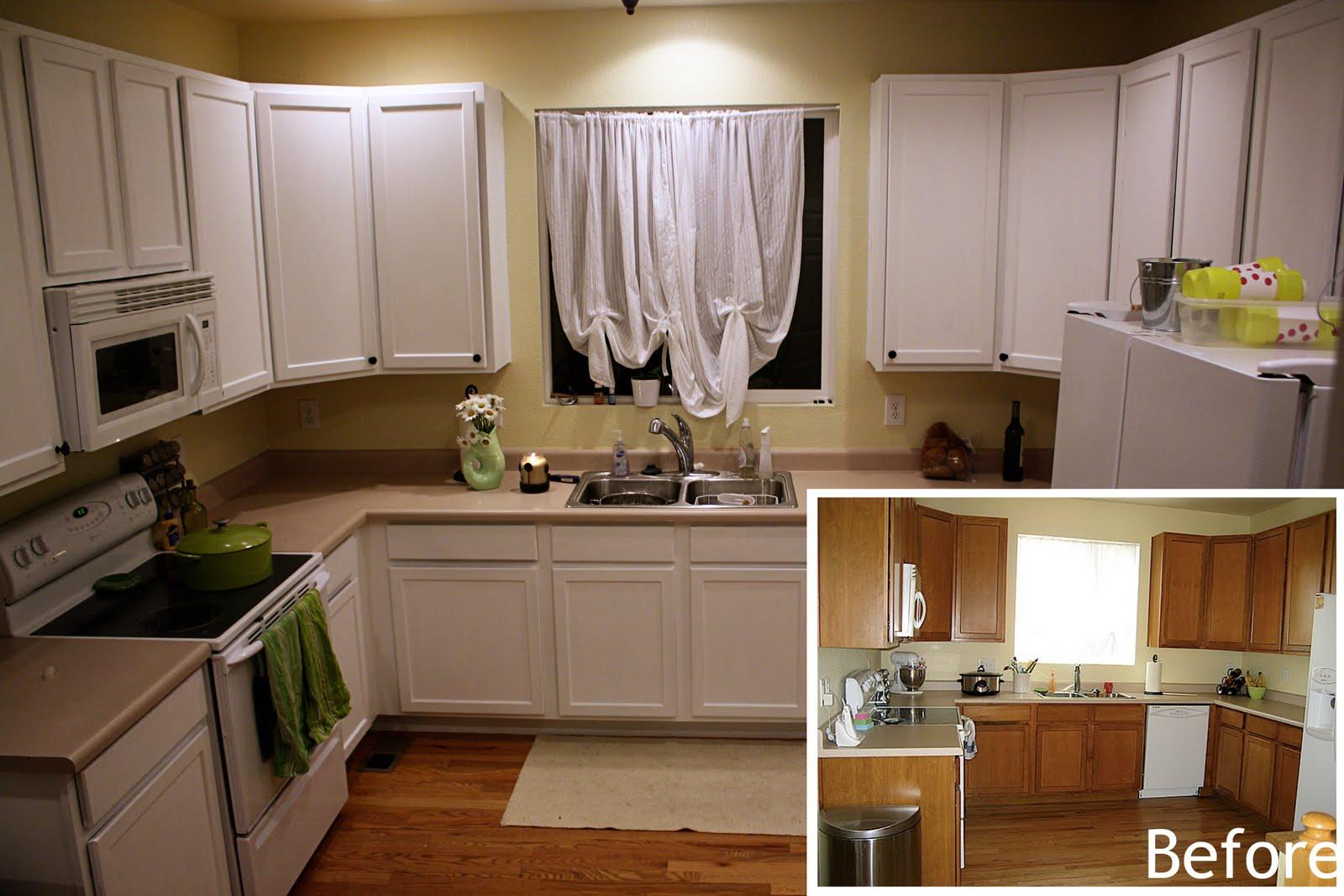 painted kitchen cabinet ideas white photo - 10