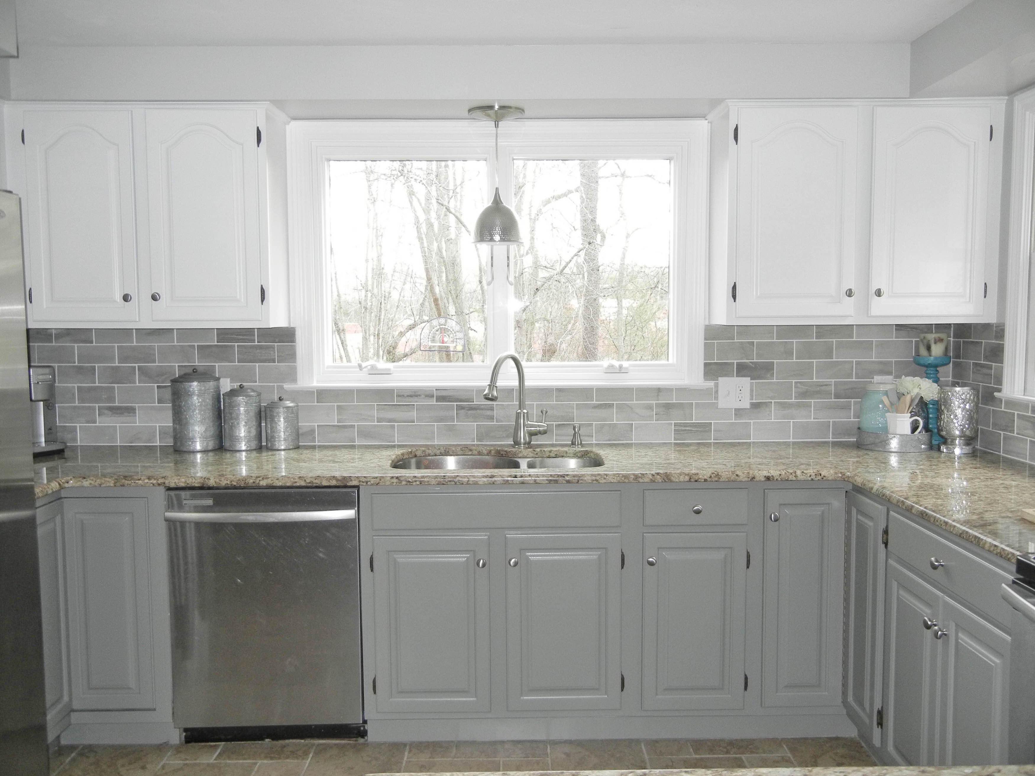 painted kitchen cabinet ideas white photo - 5
