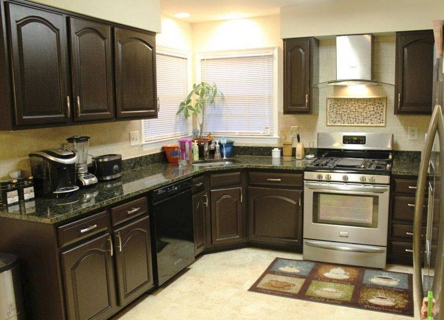 How To Refinish Kitchen Cabinets 4 Unique Decorating