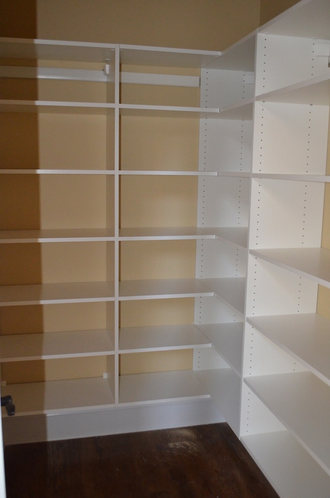 Pantry Shelving Systems Wood Hawk Haven