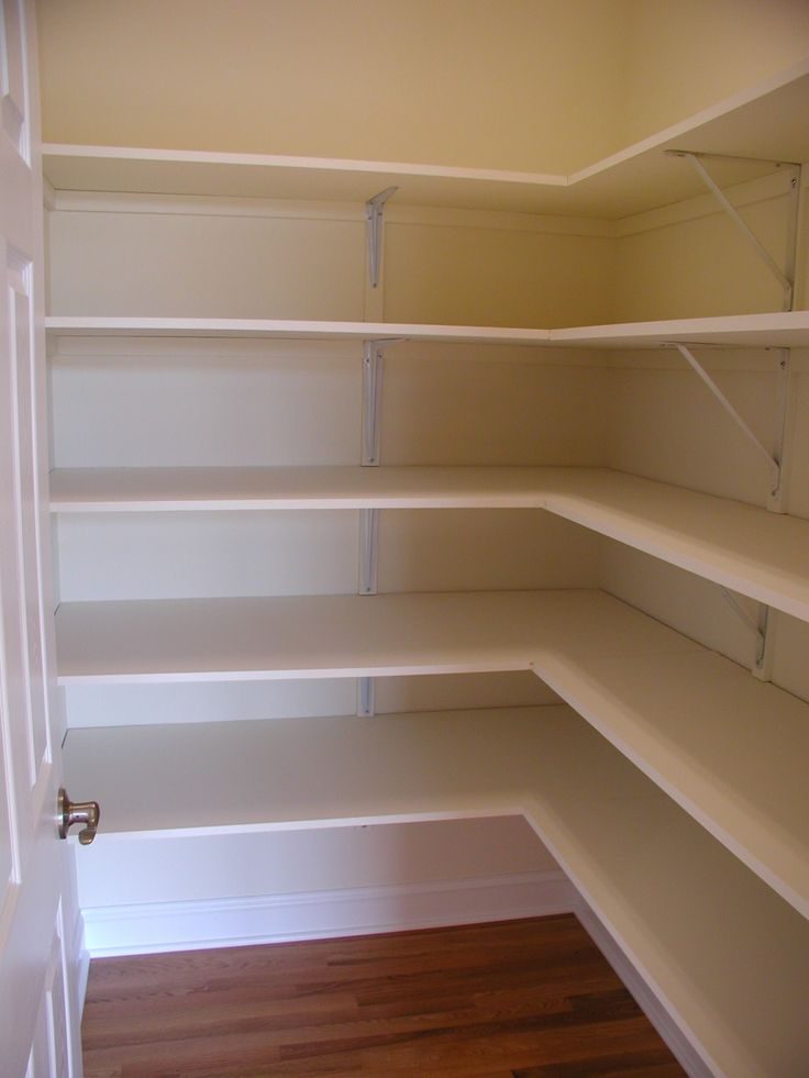pantry shelving systems wood photo - 2