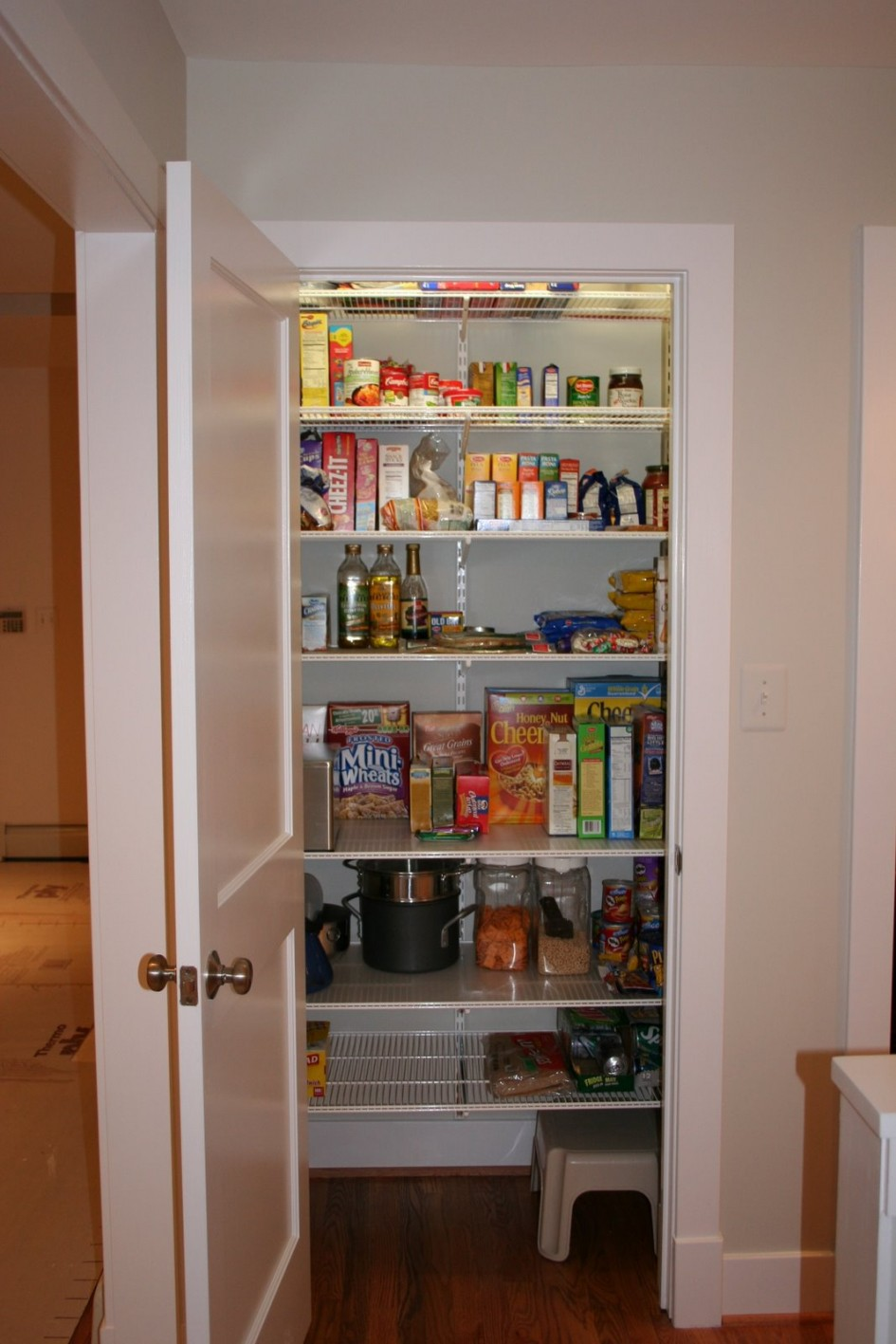 pantry storage systems photo - 10