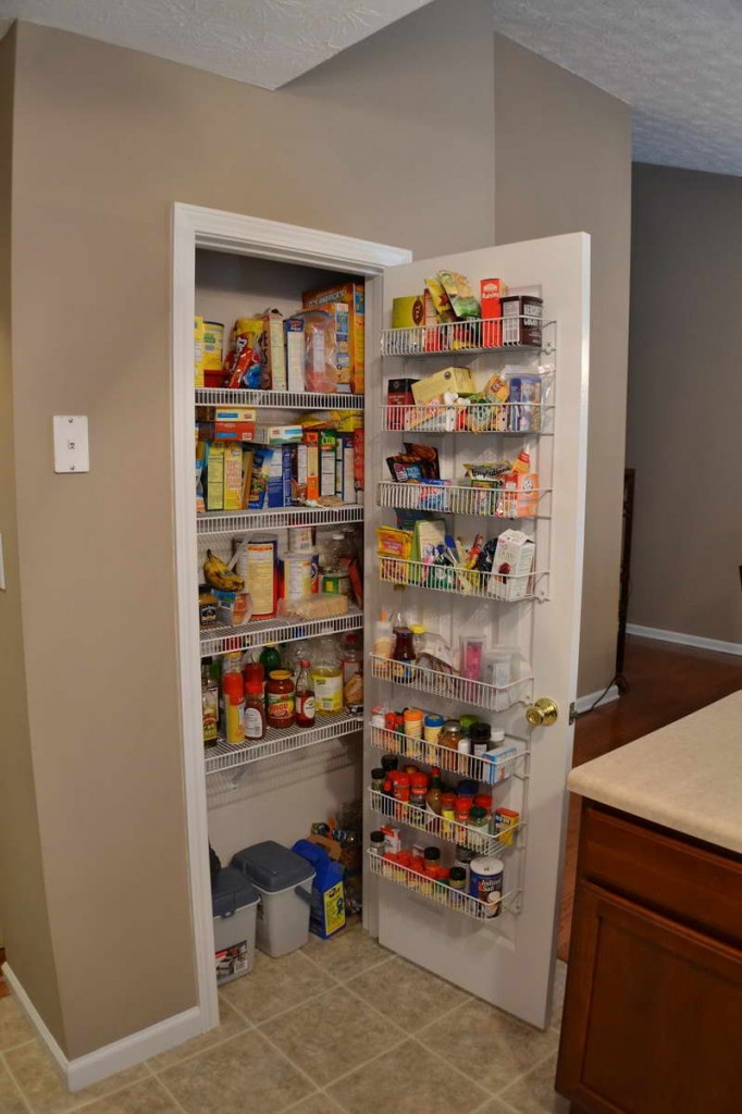 pantry storage systems photo - 2