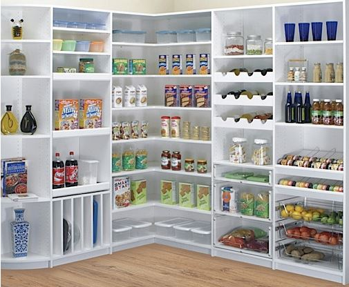 pantry storage systems photo - 6