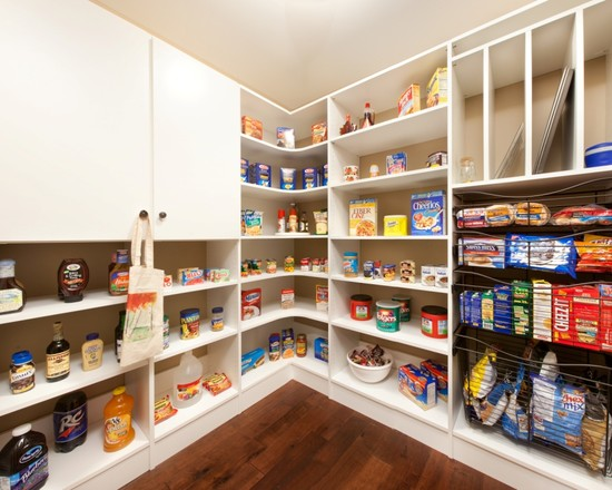pantry storage systems photo - 9