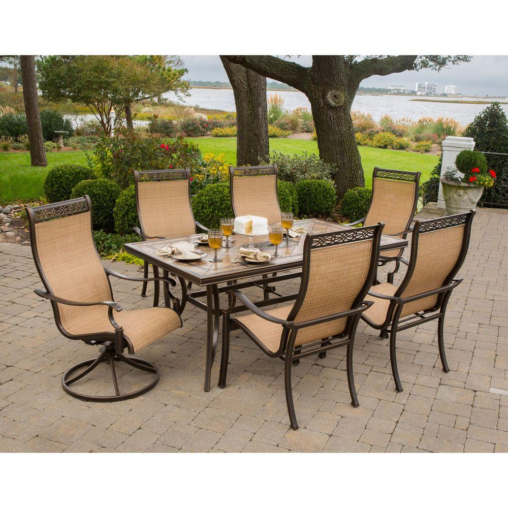 patio dining sets for 4 photo - 1